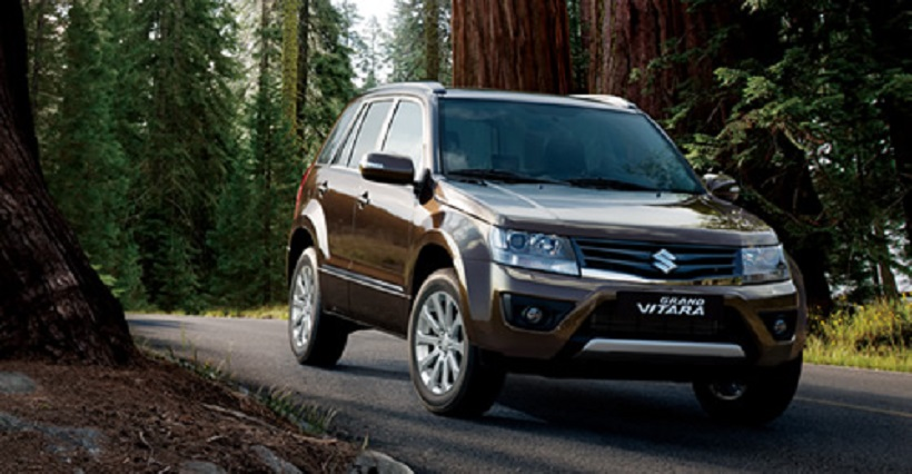 suzuki grand vitara 2014 5 door in uae new car prices specs reviews photos yallamotor. Black Bedroom Furniture Sets. Home Design Ideas