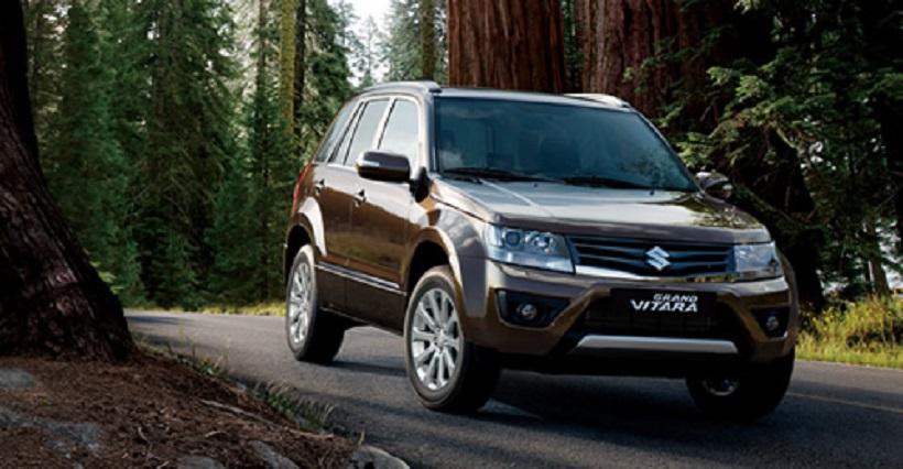 suzuki grand vitara 2014 5 door in uae new car prices specs reviews photos yallamotor. Black Bedroom Furniture Sets. Home Design Ideas