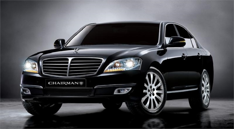 Car Pictures List for SsangYong Chairman 2014 3.2 (UAE ...