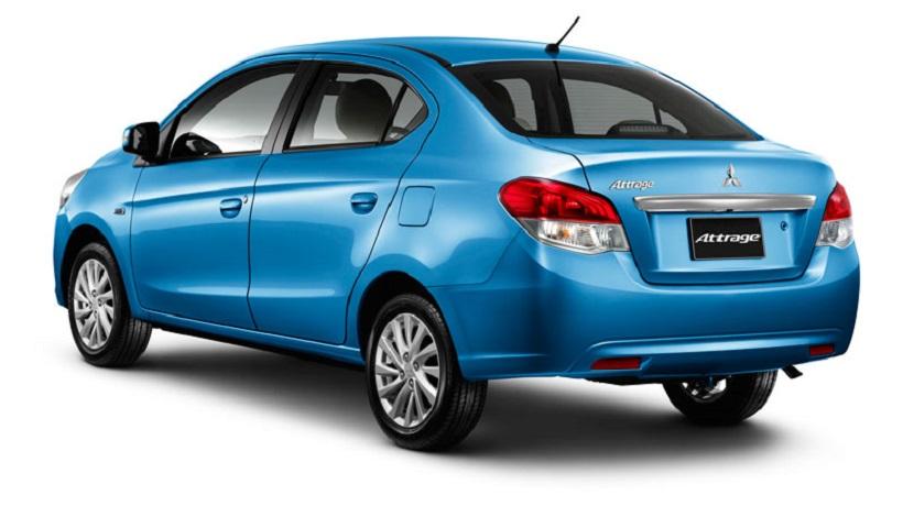 Mitsubishi Attrage 2014 1 2 Glx In Uae New Car Prices