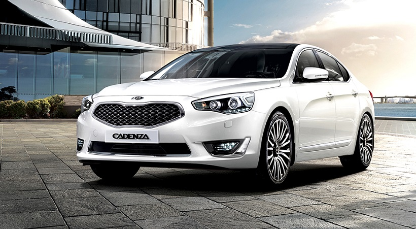 kia cadenza price in kuwait new kia cadenza photos and specs yallamotor. Black Bedroom Furniture Sets. Home Design Ideas