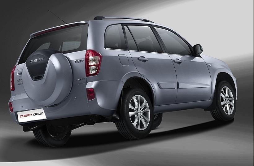 Chery Tiggo 2014 Comfort In Uae New Car Prices Specs Reviews Amp