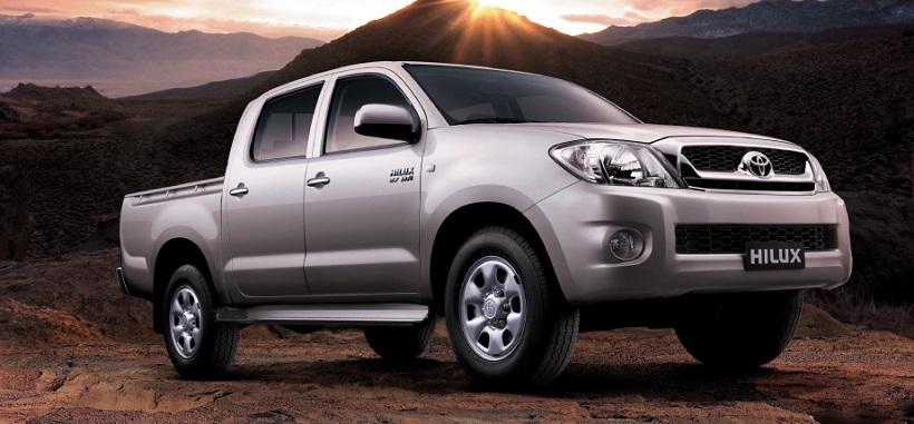 Toyota Hilux 2014 2 7 Single Cab 4x4 M T Top In Saudi