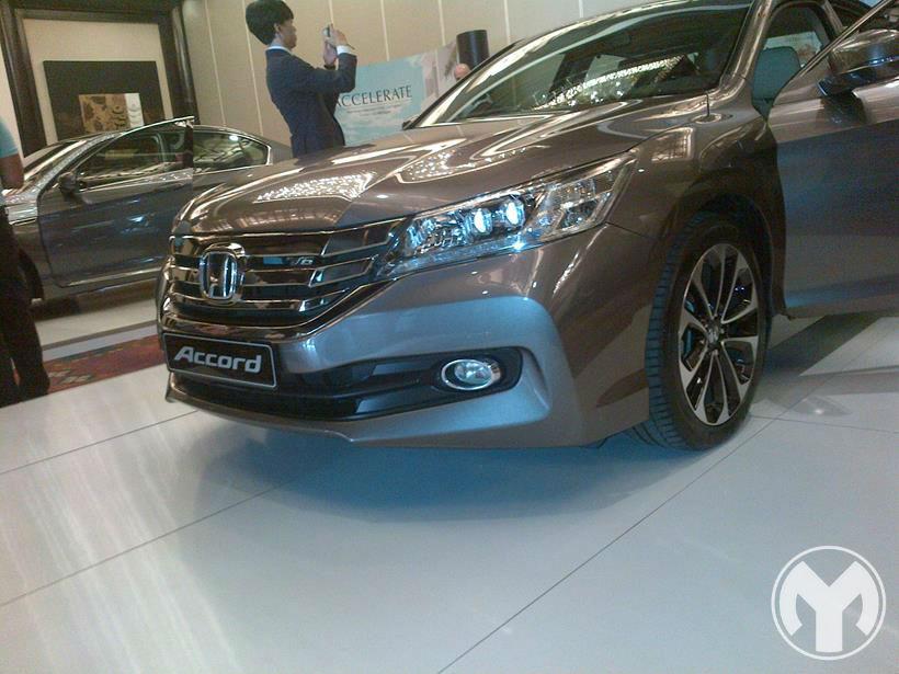 Honda Accord 2015 2 4l Ex In Uae New Car Prices Specs