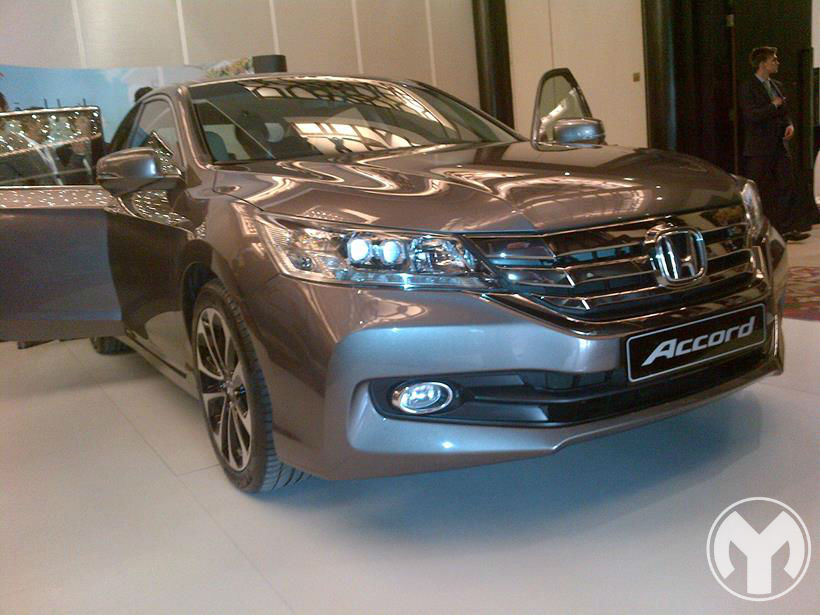 Honda Accord 2015 2 4l Ex In Uae New Car Prices Specs