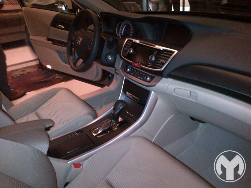 Honda Accord 2015 2 4l Ex In Uae New Car Prices Specs Reviews