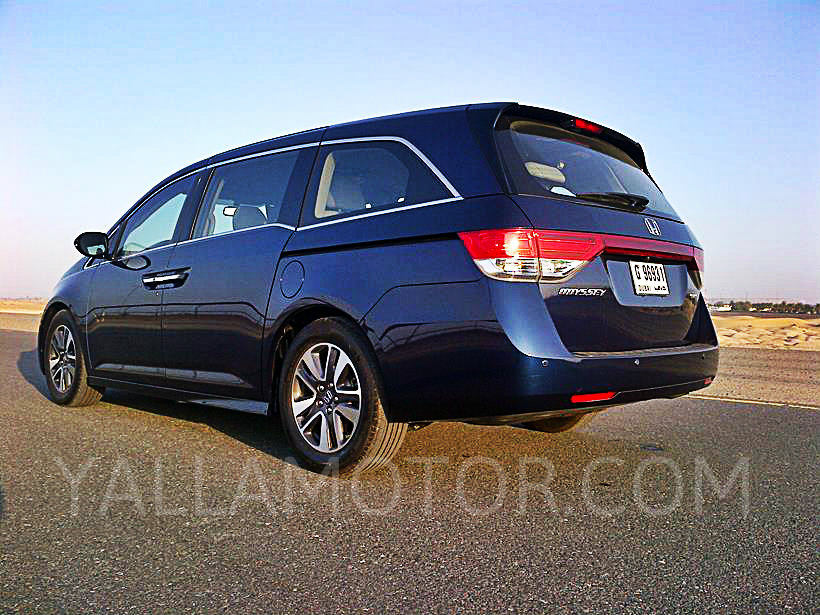 honda odyssey 2015 3 5 lx in bahrain new car prices specs reviews photos yallamotor. Black Bedroom Furniture Sets. Home Design Ideas