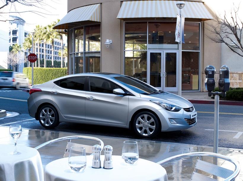 Hyundai Elantra 2012 1.6L in Kuwait: New Car Prices, Specs, Reviews & Photos | YallaMotor