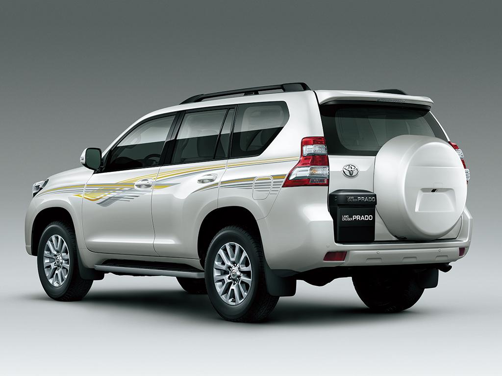 Toyota land cruiser prado 2015 4 0l vxr united arab emirates