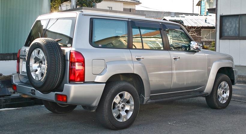 Car Pictures List For Nissan Patrol Safari 2015 4 8l M T