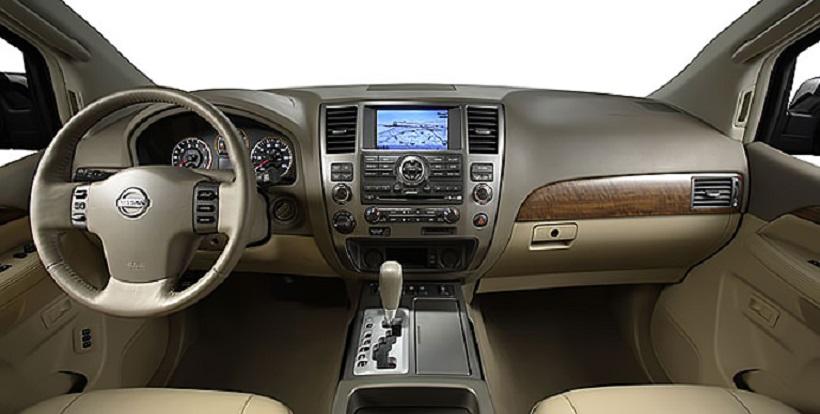 Car Pictures List For Nissan Armada 2015 5 6l Se Qatar Yallamotor