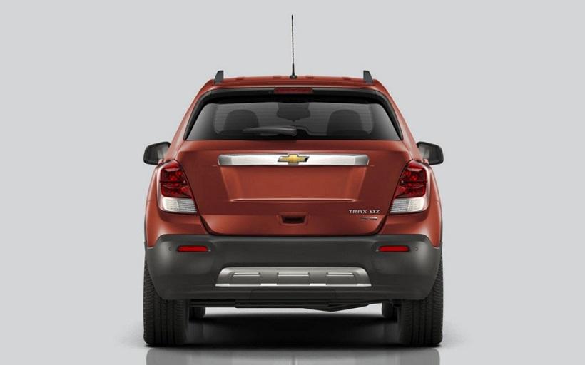 Chevrolet Trax 2015 18l Lt Fwd In Qatar New Car Prices Specs