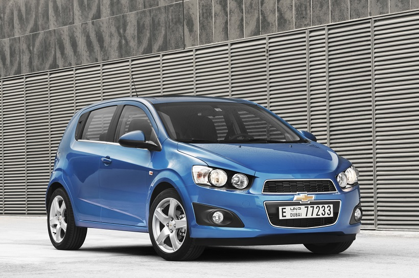 chevrolet sonic 2015 1 6 ls hatchback in uae new car. Black Bedroom Furniture Sets. Home Design Ideas