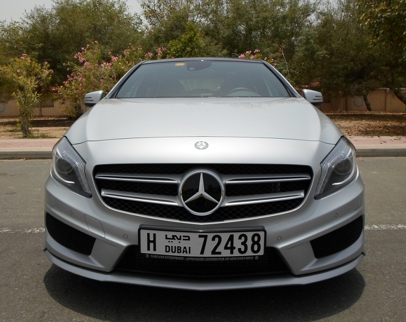 Mercedes Benz A Class 2015 A 250 Sport, United Arab Emirates