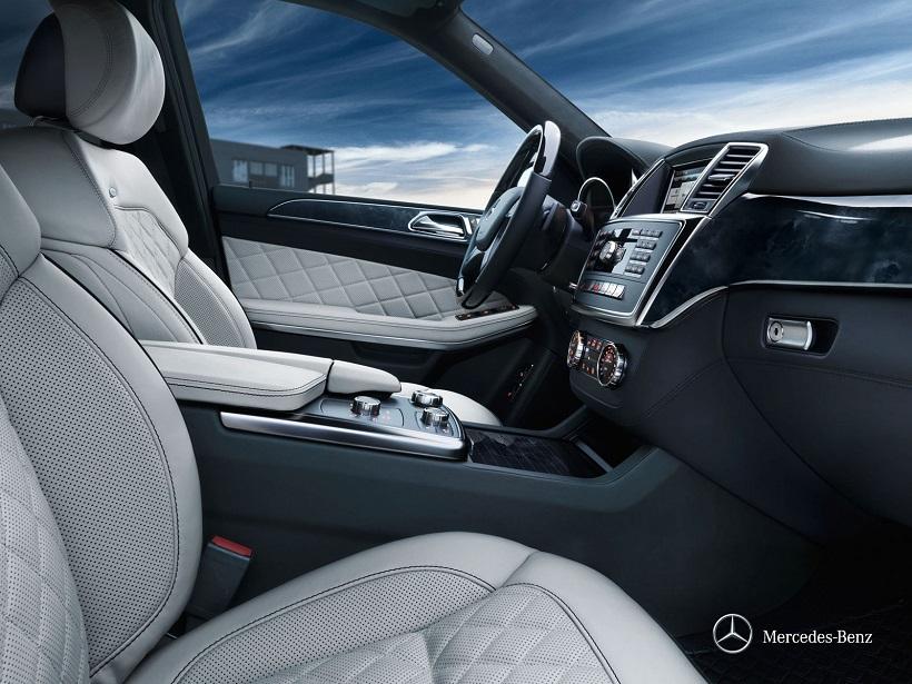Mercedes-Benz GL-Class 2015 GL 500 in UAE: New Car Prices ...