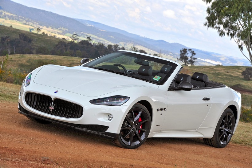 maserati grancabrio 2015 sport in qatar new car prices specs reviews photos yallamotor. Black Bedroom Furniture Sets. Home Design Ideas