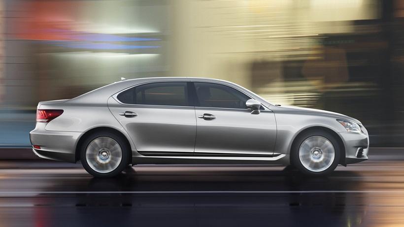 Lexus LS 2015 460 F-Sport SWB in Oman: New Car Prices ...