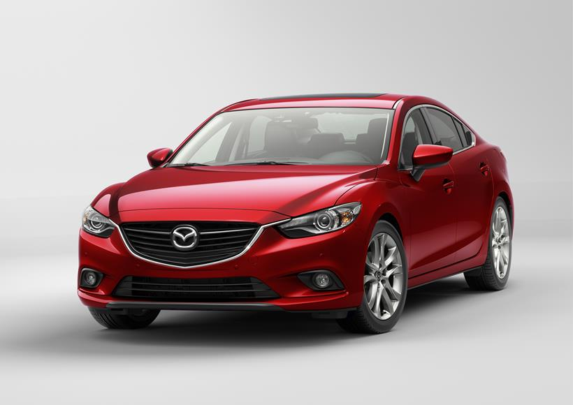 mazda 6 2015 2 0 in uae new car prices specs reviews photos yallamotor. Black Bedroom Furniture Sets. Home Design Ideas