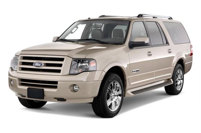 Ford Expedition El  Oman