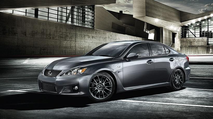 Car Pictures List for Lexus IS F 2012 4 door 5.0L (UAE ...