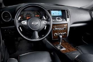 Nissan Maxima 2015 SR, United Arab Emirates