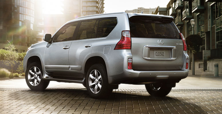 car features list for lexus gx 460 2012 4 6 uae yallamotor. Black Bedroom Furniture Sets. Home Design Ideas