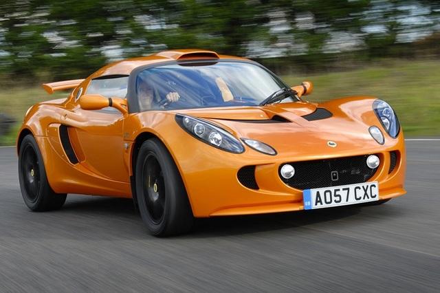 Lotus Exige Price in UAE - New Lotus Exige Photos and Specs | YallaMotor