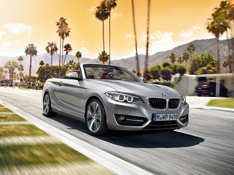 BMW Series Convertible I In UAE New Car Prices Specs - Bmw 228i price
