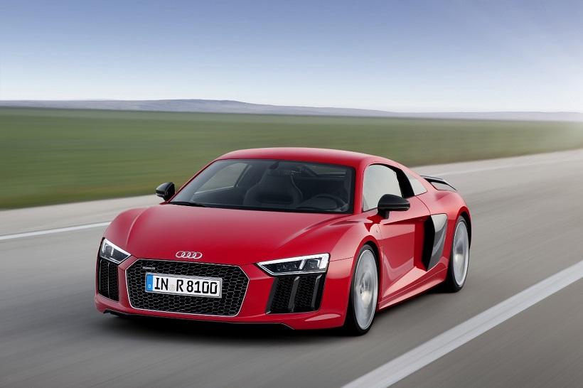 Audi R Coupe V Plus In UAE New Car Prices Specs - Audi car r8 price