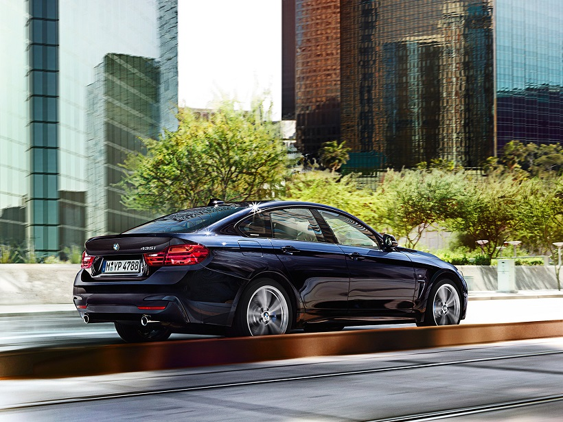 Bmw 4 Series Gran Coupe 2015 435i In Bahrain New Car Prices Specs Reviews Amp Photos Yallamotor