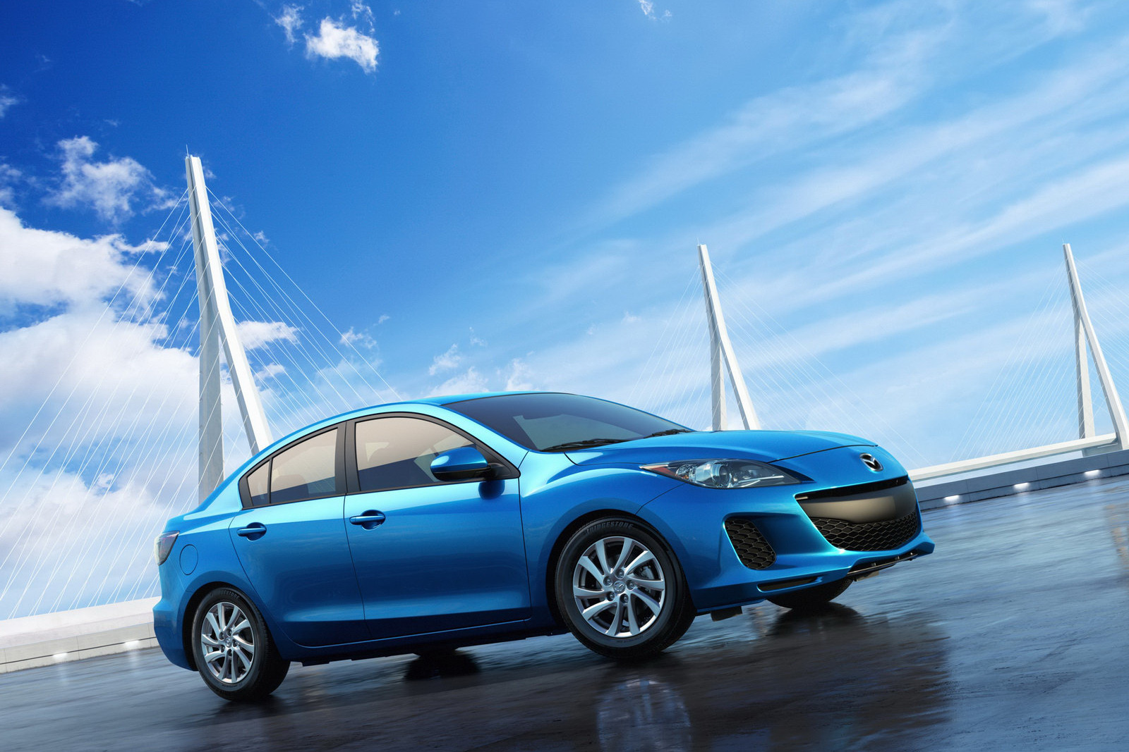 Kelebihan Mazda 3 2012 Tangguh
