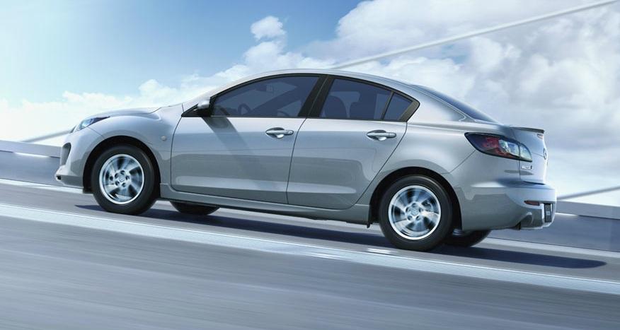 مازدا 3 2012 Sedan 1.6L, الإمارات