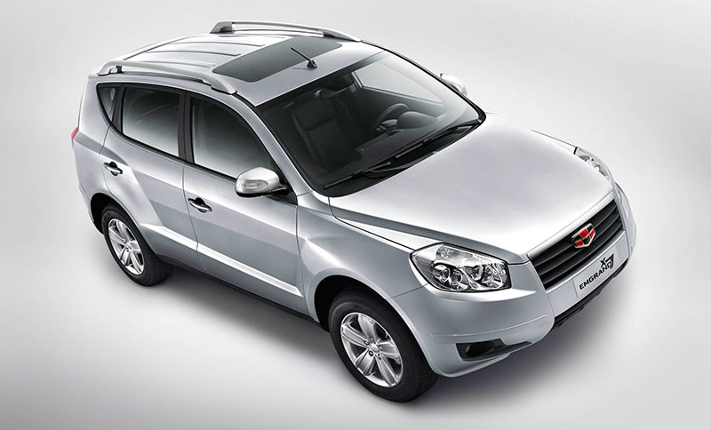 Geely Emgrand X7 2015 GS in Oman: New Car Prices, Specs ...