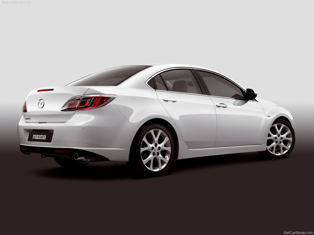 mazda 6 2012 4 door 2 3l in qatar new car prices specs. Black Bedroom Furniture Sets. Home Design Ideas