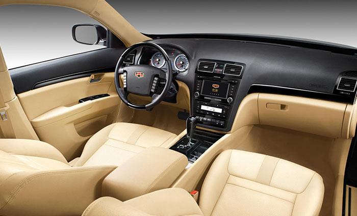Car Features List for Geely Emgrand 8 2015 GT (Bahrain ...