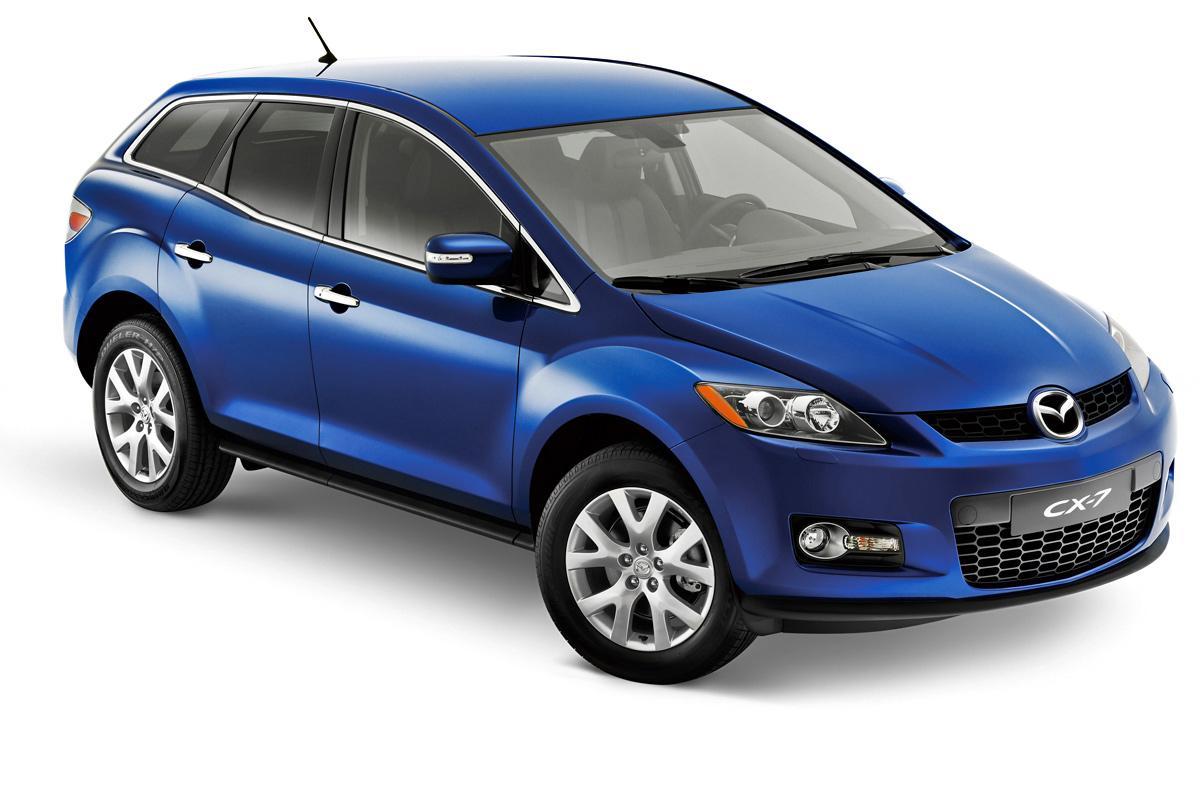 Kelebihan Kekurangan Mazda Cx 7 2012 Perbandingan Harga