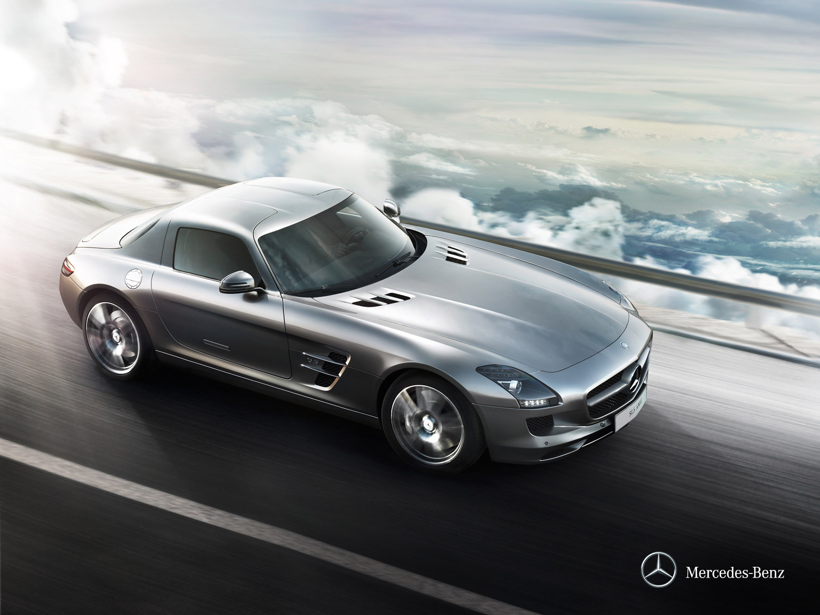 Mercedes benz sls amg 2012 sls coupe in uae new car for Service plan b mercedes benz