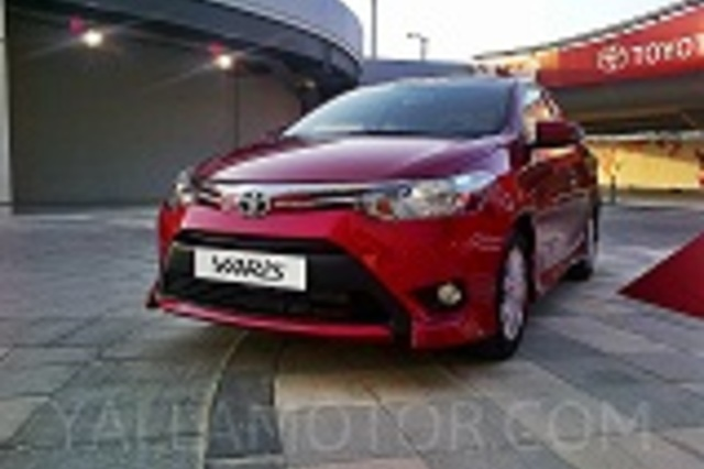 Toyota Yaris Sedan 2016 VS Honda City 2017. Car Compare