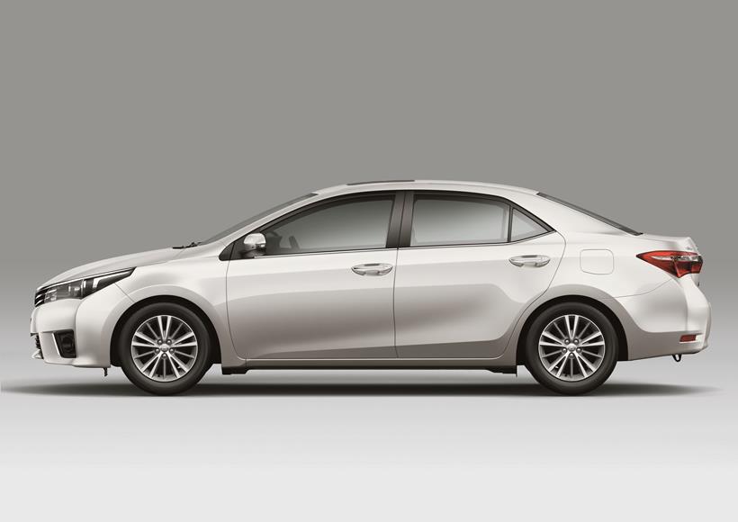 Toyota Corolla 2016 1 6 S United Arab Emirates