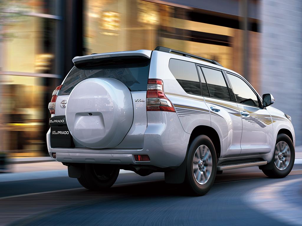 Toyota Land Cruiser Prado 2016 4.0L VXR in Qatar: New Car ...