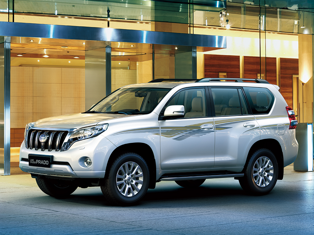 Toyota Land Cruiser Prado 2016 4 0l Vxr In Qatar New Car