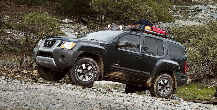 redesign nissan new suv xterra front