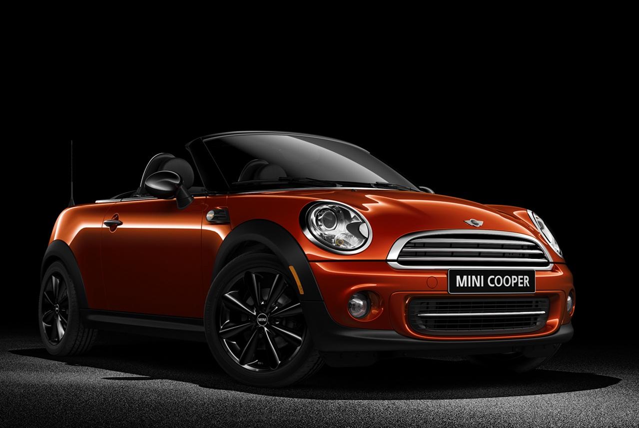 car features list for mini roadster 2012 cooper oman. Black Bedroom Furniture Sets. Home Design Ideas