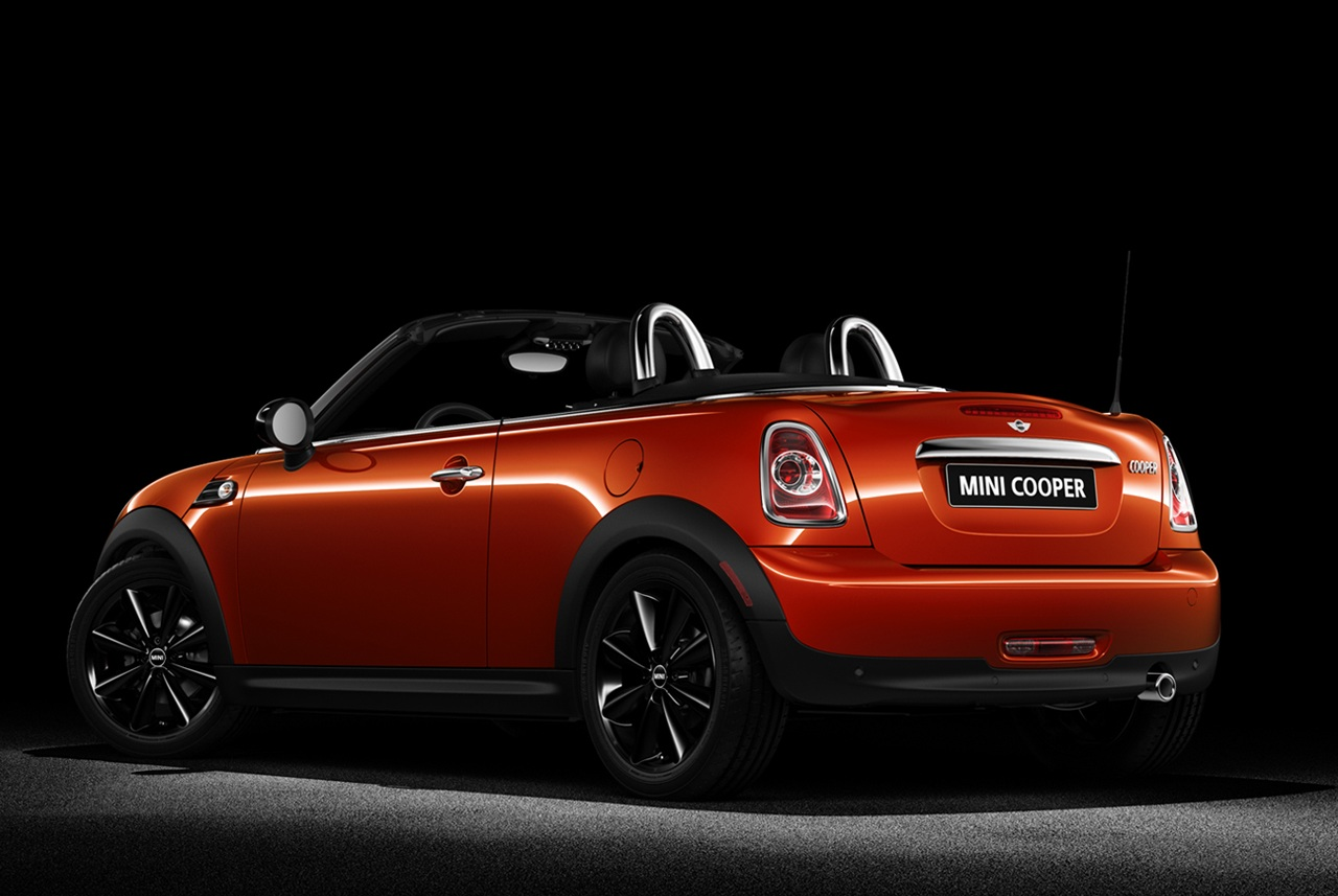 car features list for mini roadster 2012 cooper oman yallamotor. Black Bedroom Furniture Sets. Home Design Ideas