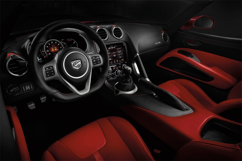 Dodge Viper 2016 8 4l Gts In Uae New Car Prices Specs