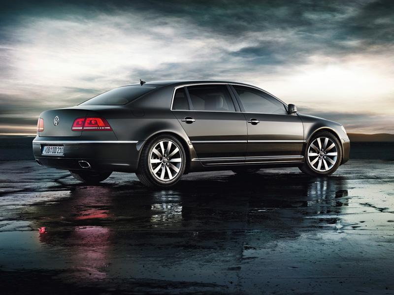 Volkswagen Phaeton 2016 W12 United Arab Emirates