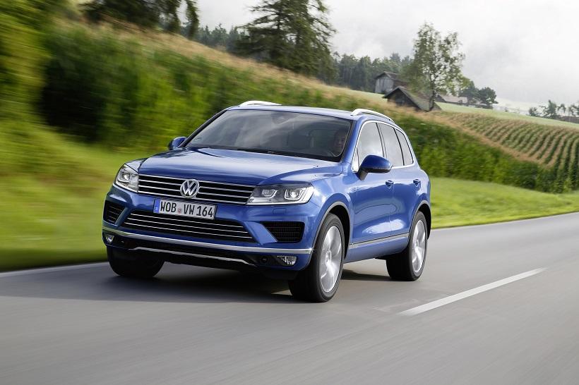 Volkswagen Touareg 2016 3 6l Sel Oman