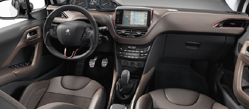 peugeot 2008 2016 active in uae new car prices specs. Black Bedroom Furniture Sets. Home Design Ideas