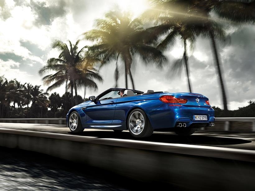 Bmw M6 Convertible 2016 4 4t In Bahrain New Car Prices