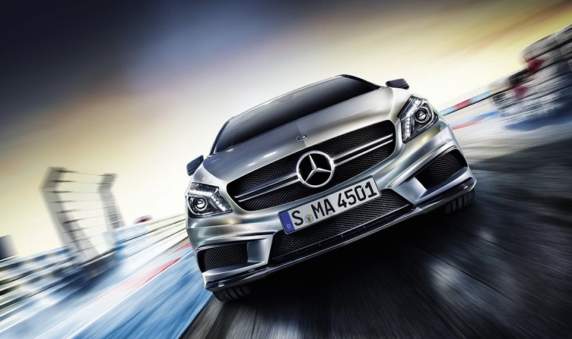 2016 mercedes benz a 45 amg prices in bahrain gulf specs for Mercedes benz bahrain